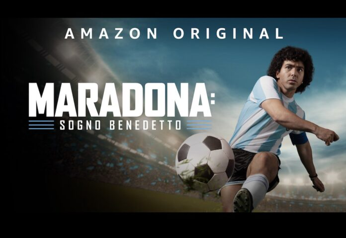 maradona prime video