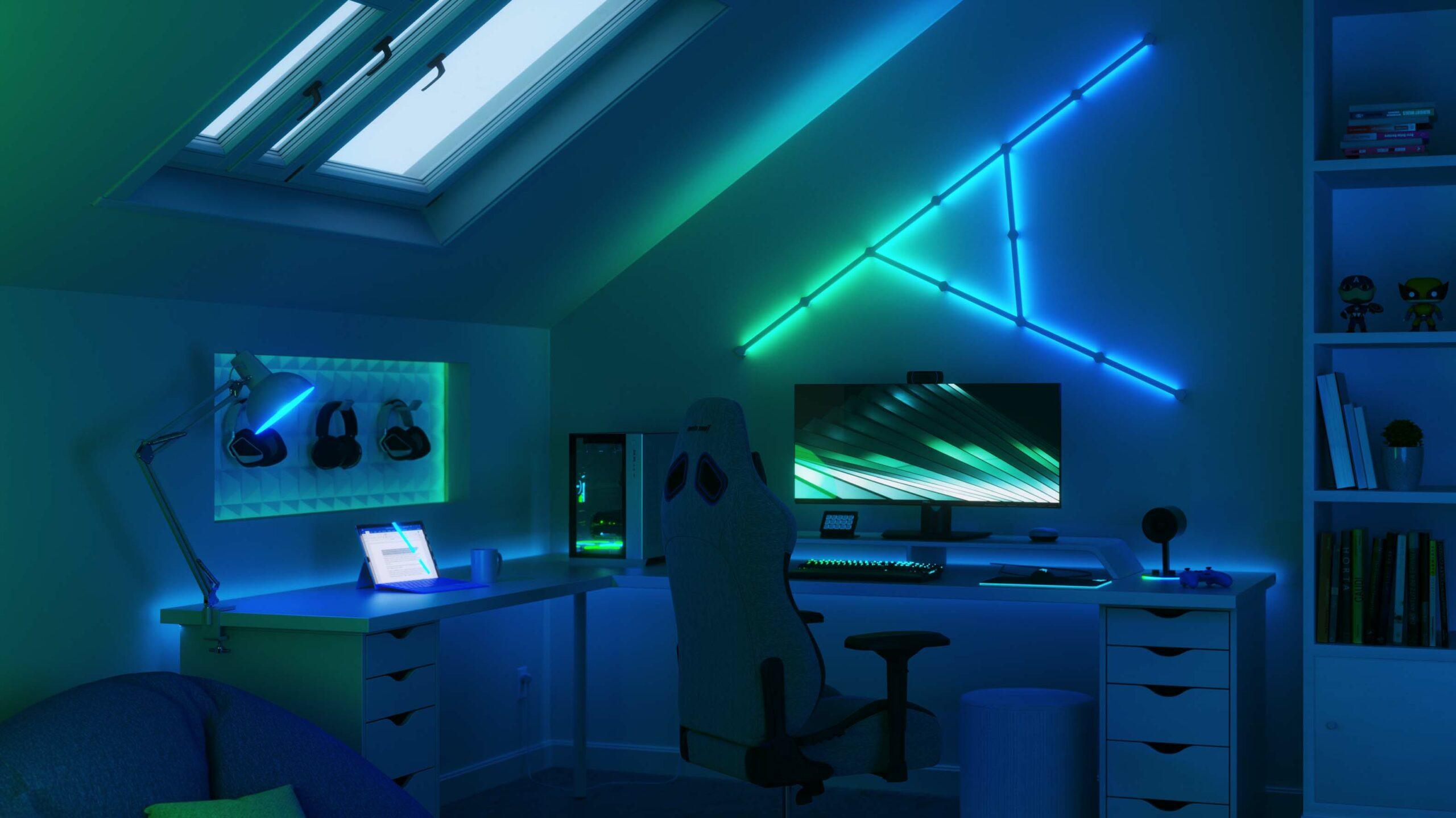 Nanoleaf lancia le barre LED smart perso …