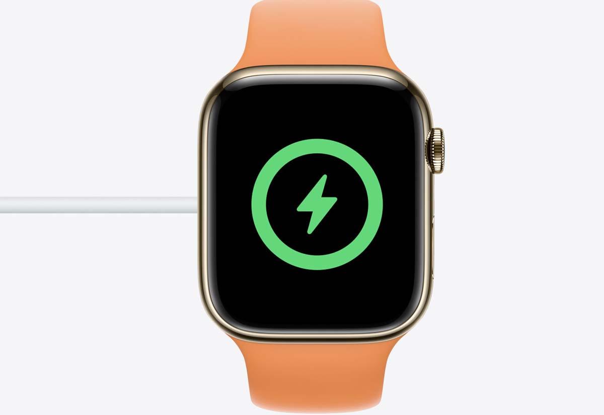 La ricarica veloce di Apple Watch Series …