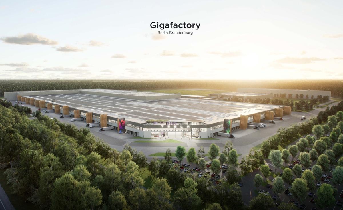 Tesla Gigafactory di Berlino può sfornare auto da novembre
